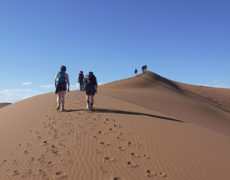 MBW Trek the Sahara