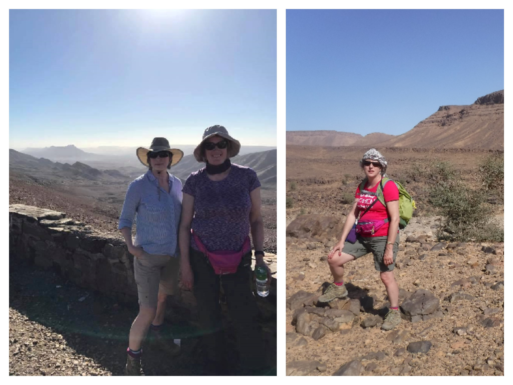 MBW Presidents on the Sahara Trek