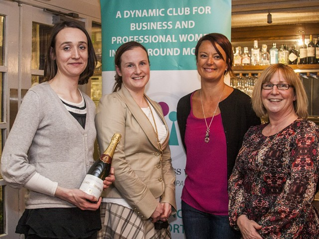 Charity of the Year 2016 Moray Women's Aid