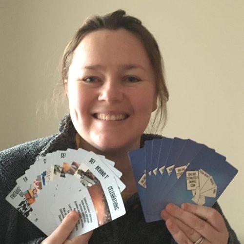Sarah Frame-O'Hare - Strategy Cards